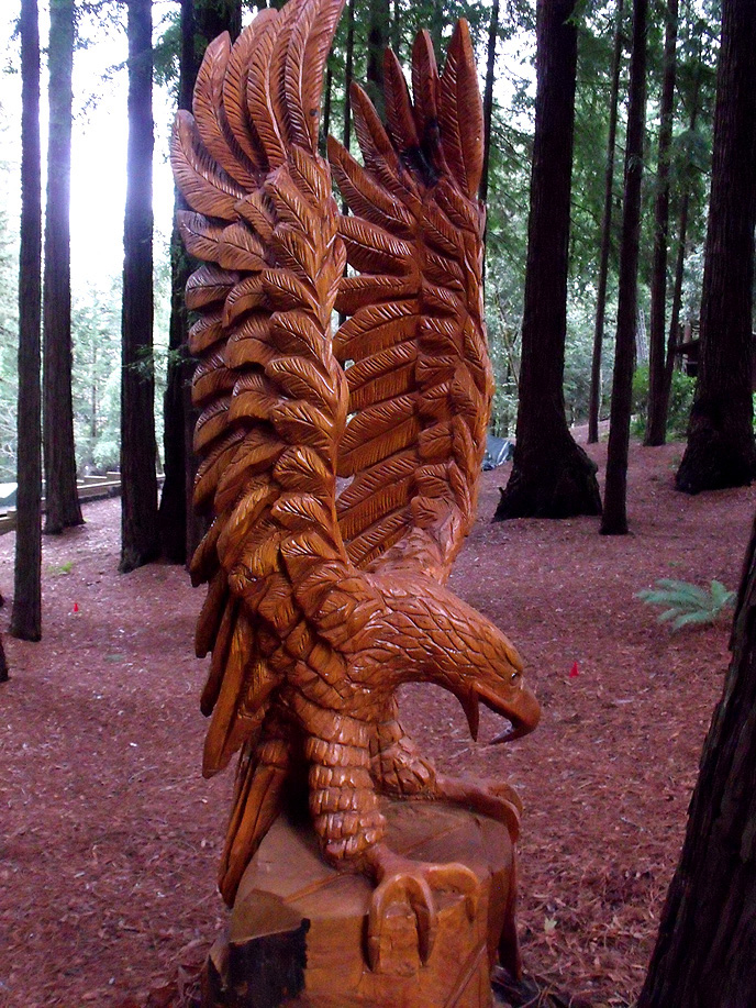 Chainsaw carving ideas on pinterest carvings
